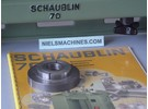 Backplate for Schaublin 70 Lathe W12