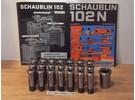 Sold: Schaublin W25 Collets 6-16mm 21 pieces