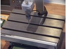 Sold: Saim cross-table with Heidenhain Positip 855 and KT 130 edge finder