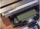 Sold: Saim cross-table with Heidenhain Positip 855 and KT 130 edge finder
