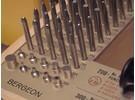 Verkauft: Bergeon 5285-D Triebnietmaschine