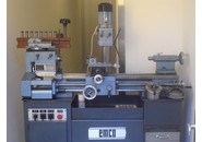 Emco Maximat Mentor 10 Lathe + Milling Attachment