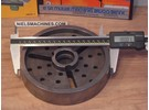 Sold: Schaublin 102  Faceplate ø180mm W20