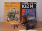 Schaublin 102  4-Jaw Chuck W20