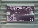 Emco FB2 Motor 115V (NOS) 1Ph