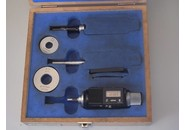 Sold: Sylvac Fowler Bowers 3point Internal Digital Micrometer