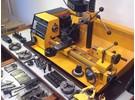 Emco Maier Compact 5 Drehbank mit Fräsvorrichtung und Zubehör