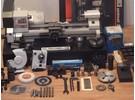 Verkauft: Emco Unimat 3 Drehmaschine mit Zubehör