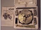 Röhm ZG-125-3-Hi-tru Cast Iron Radially Adjustable Self-Centering Lathe Chuck