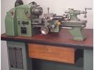 Lorch LAS 65x285mm Precision Screwcutting Lathe (1961)