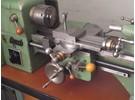 Lorch LAS 65x285mm Präzisions Leitspindel Drehbank (1961)