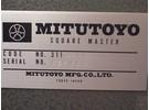 Sold: Mitutoyo Square Master 311-115