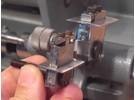 Verkauft: Froidevaux Motor for sawing watch bracelet lugs