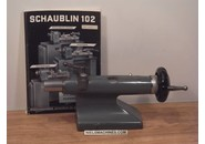 Schaublin 102 Reitstock mit MK2 Aufnahme