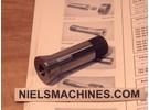 Schaublin W20 Reduction Sleeve 2˚