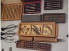 Lot Watchmaker Tools