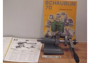 Schaublin 70 Lever Operated Tailstock with Revolving Spindle