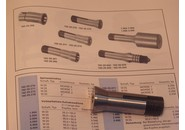 Schaublin W20 Reduction Sleeve Morse 0