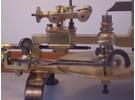 Swiss Antike Zahnfräsmaschine 1860-1880