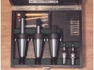Sold: Wohlhaupter Precision Facing and Boring Head Set SK40 S20x2 Deckel