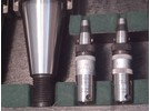 Wohlhaupter Precision Facing and Boring Head Set SK40 S20x2 Deckel
