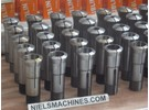 Schaublin W20 collets 0.5mm-20mm 40 pieces