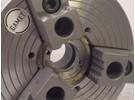 Verkauft: Gamet ø130mm Präzision 3-Backen Hebelfutter D1-3 Schaublin 125 CCN