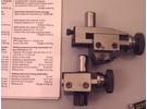 Verkauft: Schaublin 70 Einstellbarer Stahlhalter zum Aussendrehen und Eine zum Innendrehen