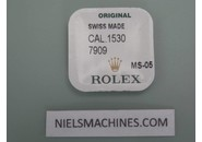 NOS New FACTORY SEALED Rolex Genuine Caliber 1530 Jewel For Oscillating Weight Lower - Part 1530-7909  (3 pieces)