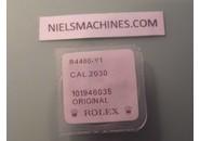 NOS FACTORY SEALED Rolex Genuine Caliber 2030 Ratchet Drive Wheel - Part 2030-4480