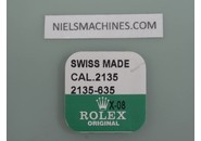 NOS FACTORY SEALED Rolex Genuine Caliber 2135 Cam Yoke Spring - Part 2135-635 (5 pieces)