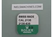 NOS FACTORY SEALED Rolex Genuine Caliber 2135 Cam Yoke Spring - Part 2135-635 (5 pieces)