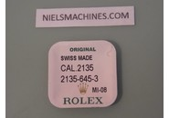 NOS FACTORY SEALED Rolex Genuine Caliber 2135 Date Star Spring Clip 0.115mm - Part 2135-645-3