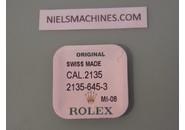 NOS FACTORY SEALED Rolex Genuine Caliber 2135 Date Star Spring Clip 0.115mm - Part 2135-645-3