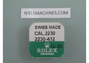 NOS FACTORY SEALED Rolex Genuine Caliber 2230 and 2235 Balance Complete - Part 2230-432