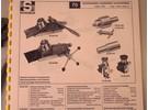Schaublin 70 Zubehör: Hebel-Revolverschliten 70-58.100