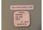 NOS FACTORY SEALED Rolex Genuine Caliber 3035 Screw Microstella High Head - Part 3035-55019 (5 pieces)