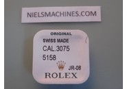 Verkauft: NOS FACTORY SEALED Rolex Genuine Caliber 3075  Hour Wheel Double Tooth 24 Hours - Part 3075-5158