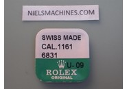 NOS FACTORY SEALED Rolex Genuine Caliber 1161 Main Spring - Part 1161-6831