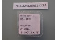 NOS FACTORY SEALED Rolex Genuine Caliber 3135 Setting Wheel - Part 3135-250