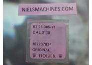 NOS FACTORY SEALED Rolex Genuine Caliber 3135 Ratchet Wheel - Part 3135-305
