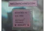 NOS FACTORY SEALED Rolex Genuine Caliber 3135 Balance Staff - Part 3135-429 (5 pieces)