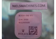 NOS FACTORY SEALED Rolex Genuine Caliber 3135 Driving Wheel for Ratchet Wheel - Part 3135-510