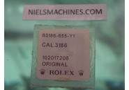 NOS FACTORY SEALED Rolex Genuine Caliber 3186  Wheel of Jumping Hours - Part 3186-655