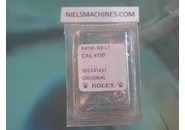 NOS FACTORY SEALED Rolex Genuine Caliber 4130 Train Wheel Bridge - Part 4130-109
