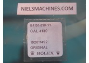 NOS FACTORY SEALED Rolex Genuine Caliber 4130 Setting Wheel for Minute Counter - Part 4130-830