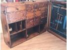 Verkauft: Uhrmacher Holz Kiste