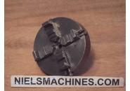Lorch 6mm Uhrmacher Drehbank 4-Backen-Futter