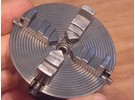 Sold: Lorch  6mm Watchmaker  4-jaw chuck