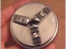 Verkauft: 6mm Uhrmacher Drehbank 3-Backen-Futter